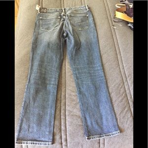 GAP Jeans - NWT Gap real straight jeans